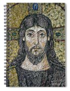 The Face Of Christ Spiral Notebook