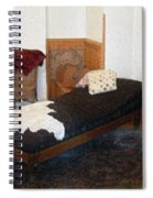 The Fainting Couch Spiral Notebook