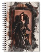 The Fairy Godmother Spiral Notebook