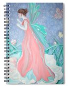 The Fairy Greeting Spiral Notebook