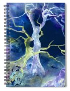 The Fall Of Sodom Spiral Notebook