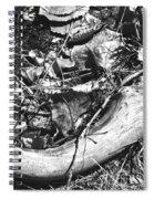 The Fallen 3 Spiral Notebook