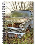 The Family Ford Spiral Notebook