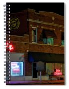 The Famous Sun Records Studio Spiral Notebook