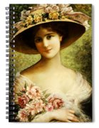 The Fancy Bonnet Spiral Notebook