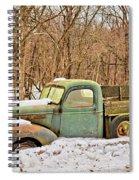 The Farm Truck Spiral Notebook