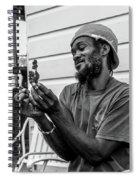 The Farmer Spiral Notebook