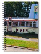The Farmers Diner Spiral Notebook