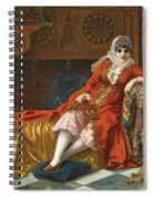 The Favourite Spiral Notebook