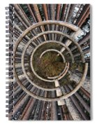 The Fence 1 Spiral Notebook