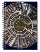 The Fence 2 Spiral Notebook