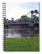 The Ferry Bridge Spiral Notebook