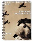 The Few Spiral Notebook