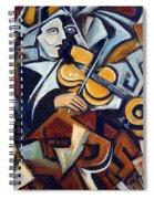The Fiddler Spiral Notebook