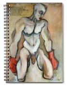 The Fighter Still Remains Spiral Notebook