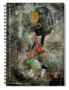 The Fine Line Spiral Notebook