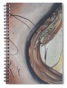 The Fire Inside Spiral Notebook