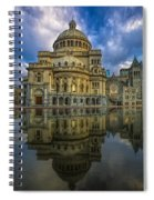 The First Church Of Christ Scientist Spiral Notebook