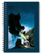 The First King Of Shannara Keith Parkinson Spiral Notebook