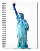 The First Lady Of Freedom Spiral Notebook