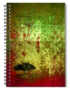 The First Tree Spiral Notebook