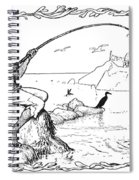 The Fisherman And His Wife Spiral Notebook