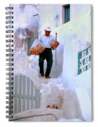 The Fisherman's Breakfast Spiral Notebook