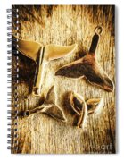 The Fishermans Tale Spiral Notebook