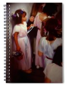 The Fisrt May Day Dance Spiral Notebook