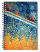 The Flames Spiral Notebook