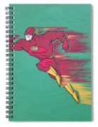 The Flash Spiral Notebook