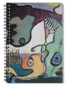 the Flat Rock Spiral Notebook
