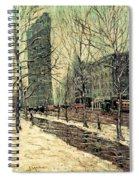 The Flatiron Building 2 Spiral Notebook