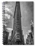 The Flatiron Building Nyc Spiral Notebook