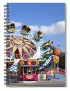 The Flipper At The Prater Spiral Notebook
