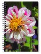 The Flower Keeper Spiral Notebook