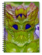 The Flower King Spiral Notebook