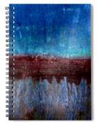 The Flower Valley Spiral Notebook