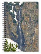 The Flows Of Spring Spiral Notebook