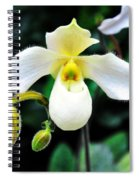 The Flying Orchid Spiral Notebook