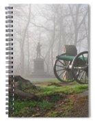 The Fog Of War. Spiral Notebook