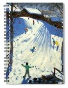 The Footbridge Spiral Notebook