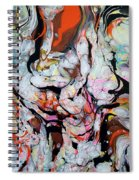 The Forces Of Nature 2 Spiral Notebook