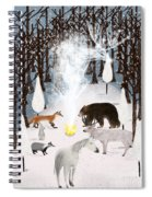 The Forest Guardians Spiral Notebook