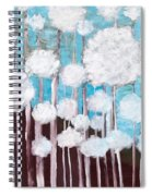 The Forest Of Fluff  Spiral Notebook