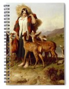 The Forester's Family Spiral Notebook