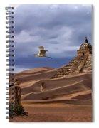 The Forgotten Kingdom Of Kush Spiral Notebook