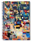 The Form Of The Mishcan Is The Form Of The Creation Of The World Spiral Notebook