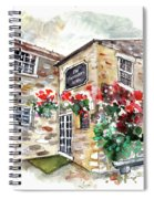 The Forresters Arms In Kilburn Spiral Notebook