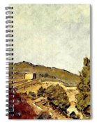 The Fort In Lorca Spiral Notebook